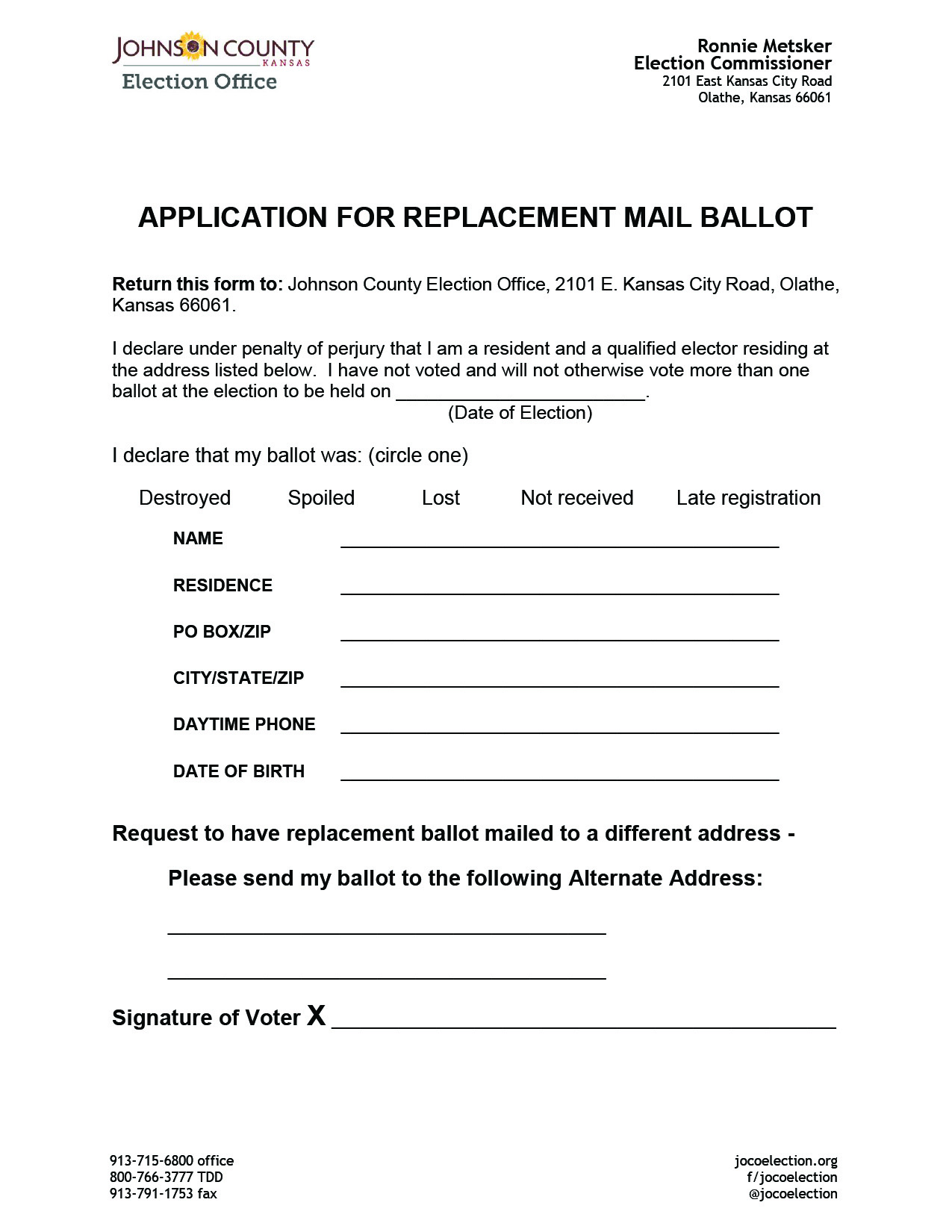 MailBallotReplacementApplication